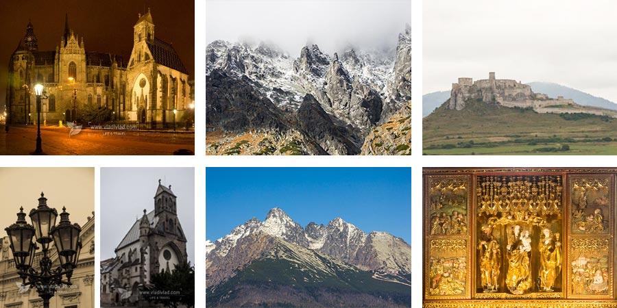 Slovakia Travel itinerary, Kosice, Tatra mountains, Spis castle, Levoca
