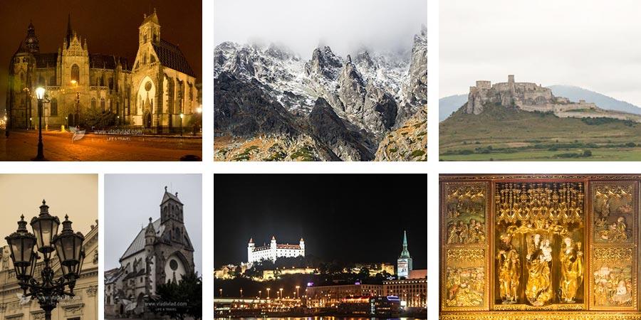 Slovakia Travel itinerary, Kosice, Tatra mountains, Spis castle, Bratislava, Levoca