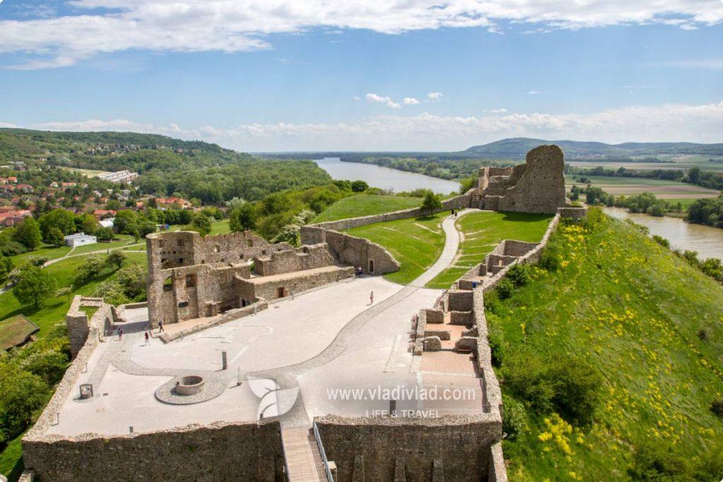 Devin castle, Bratislava, Slovakia Author: Vladimir Pauco