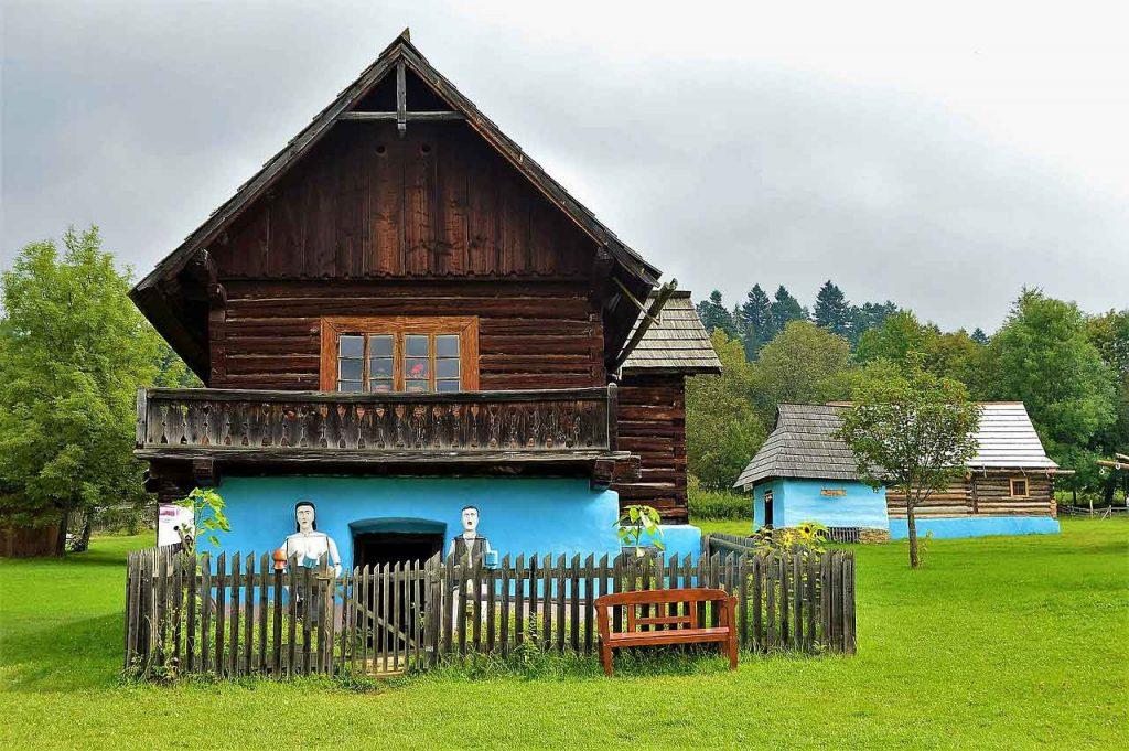 Stara Lubovna, Cultural village, Slovakia Author: Ivancik Wikimedia