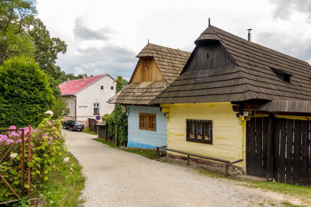 Vlkolinec, Cultural village, CoolSlovakia Author: Vladimir Pauco