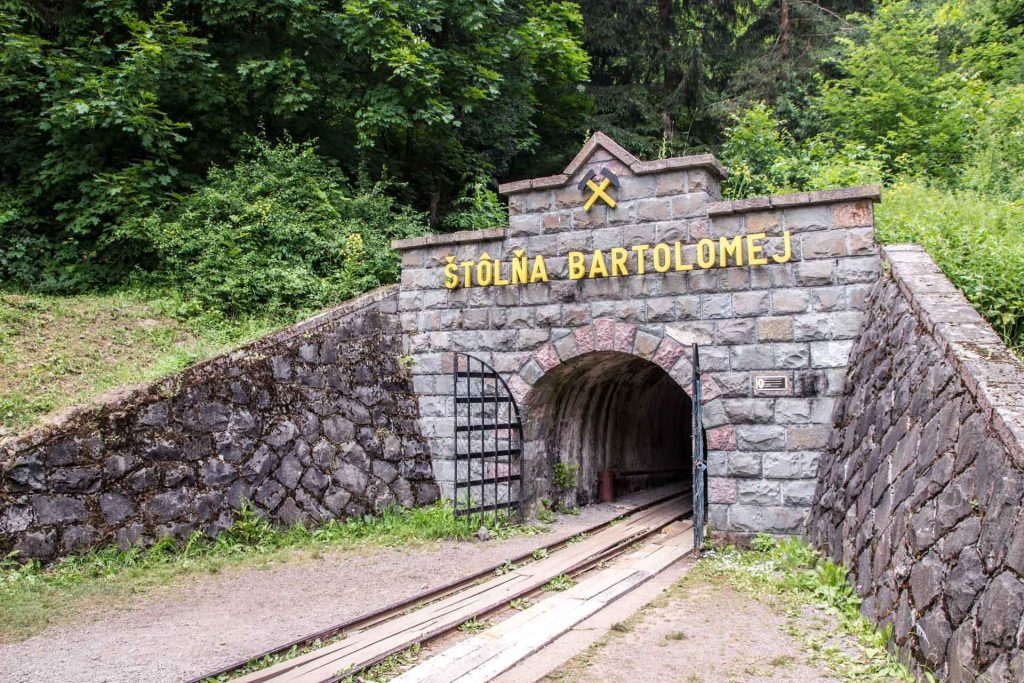 Banska Stiavnica, Open Air mining Museum, Slovakia Author: Vladimir Pauco