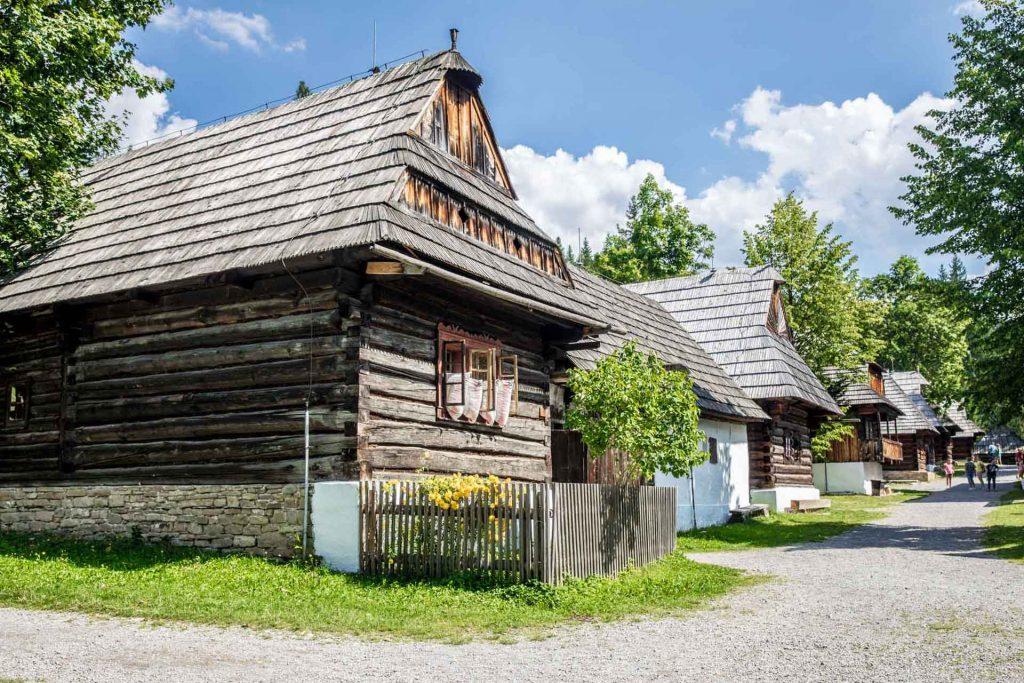 Zuberec, Cultural village, Slovakia Author: Vladimir Pauco